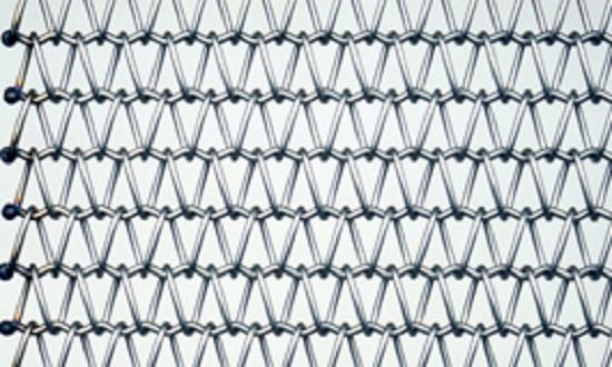 螺旋式金屬網