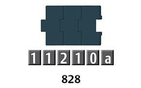 828 平頂鏈條