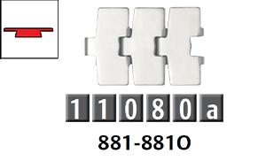 881 八字型平頂鏈條