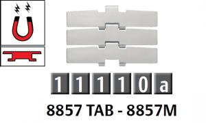 8857 勾腳/磁性平頂鏈條