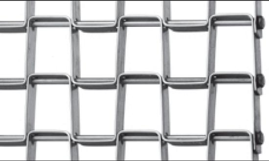 標準鍛接板式網帶