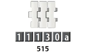 515 小節距鏈條