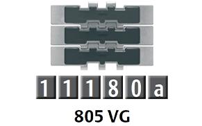 805 防滑雙絞鏈條