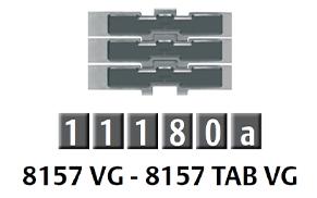 8157 重荷防滑鏈條