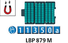 879 磁性低噪音堆積滾珠鏈條