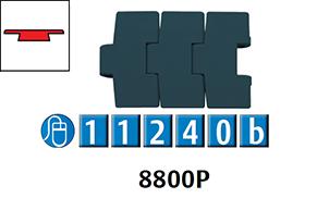 8800 斜角型鏈條