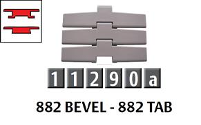 882 勾腳/斜角鏈條