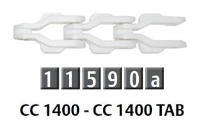 CC 1400 箱式輸送鏈條