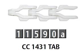 CC 1431 箱式輸送鏈條
