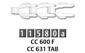CC 600 F 箱式輸送鏈條